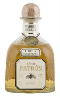 Patron Tequila Anejo Barrel Select 750ml